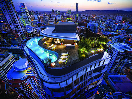 2007/550 Queen Street, Brisbane City 4000, QLD Apartment Photo
