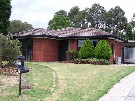 132 Waradgery Drive, Rowville 3178, VIC House Photo