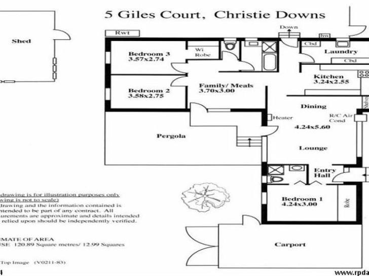 5 Giles Court, Christie Downs 5164, SA House Photo