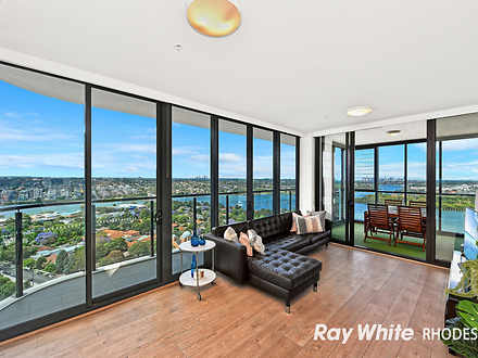 2203/42 Walker Street, Rhodes 2138, NSW Apartment Photo