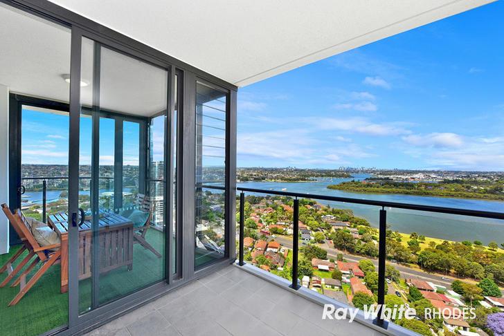 2203/42 Walker Street, Rhodes 2138, NSW Apartment Photo