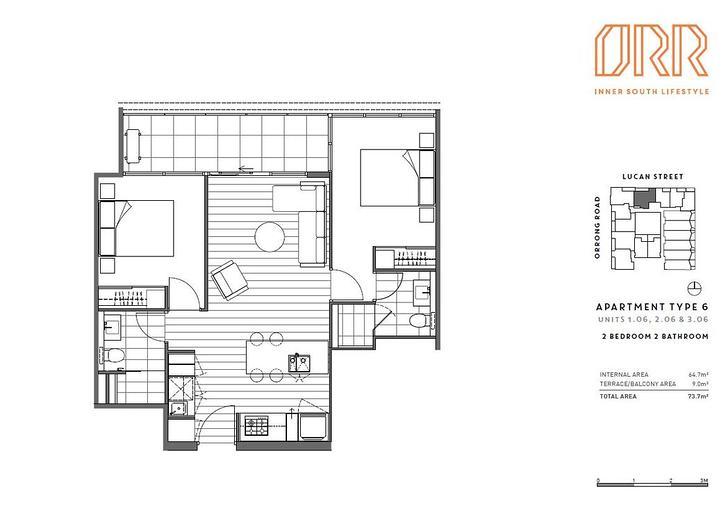 106/356 Orrong Road, Caulfield North 3161, VIC Apartment Photo