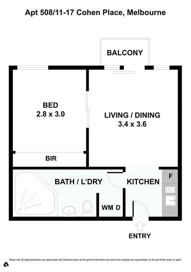 508/11-17 Cohen Place, Melbourne 3000, VIC Apartment Photo