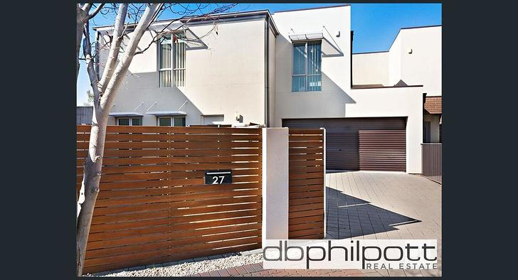 27 Cappers  Drive, Brompton 5007, SA Townhouse Photo