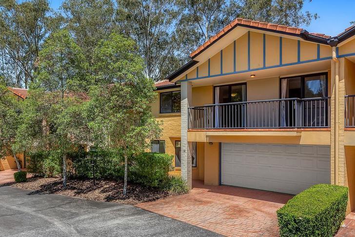 13/9 Pamela Place, Kenmore Hills 4069, QLD Townhouse Photo