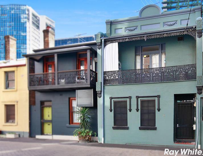 2/5 Goold Street, Chippendale 2008, NSW Studio Photo