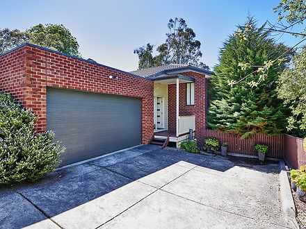 4A Avalon Street, Mooroolbark 3138, VIC Townhouse Photo
