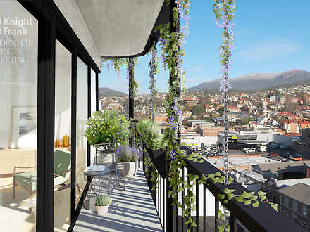 1A/126 Bathurst Street, Hobart 7000, TAS Apartment Photo