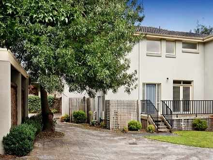2/43 Cecil Street, Kew 3101, VIC Townhouse Photo