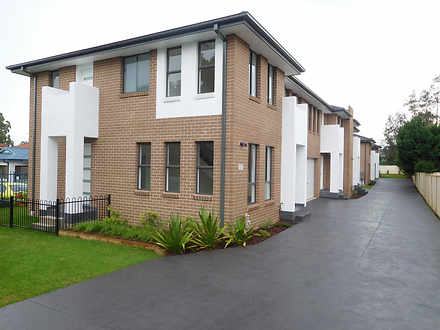 4/40 First Street, Kingswood 2747, NSW Townhouse Photo