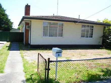 8 Edward Street, Moe 3825, VIC House Photo