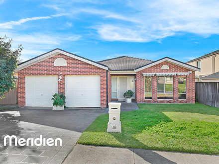 18 Tullaroan Street, Kellyville Ridge 2155, NSW House Photo
