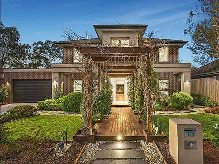 13 Lewis Street, Mount Waverley 3149, VIC House Photo