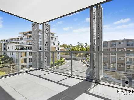 A402/2-8 Pymble Avenue, Pymble 2073, NSW Apartment Photo
