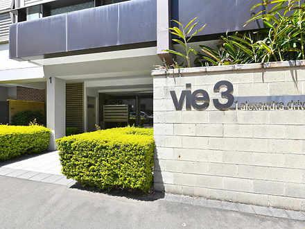 3506/1 Alexandra Drive, Camperdown 2050, NSW Apartment Photo