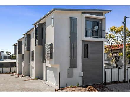 1/58 Rutland Street, Coorparoo 4151, QLD Townhouse Photo