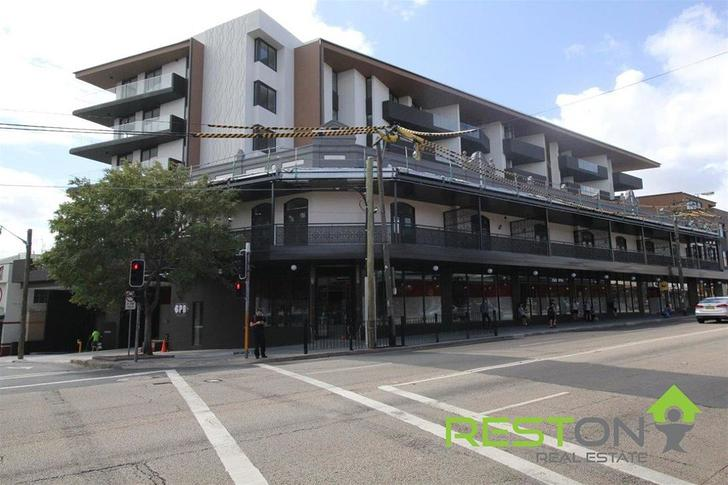 205/429-449 New Canterbury Road, Dulwich Hill 2203, NSW Apartment Photo