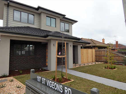 2/107 St Vigeons Road, Reservoir 3073, VIC Townhouse Photo