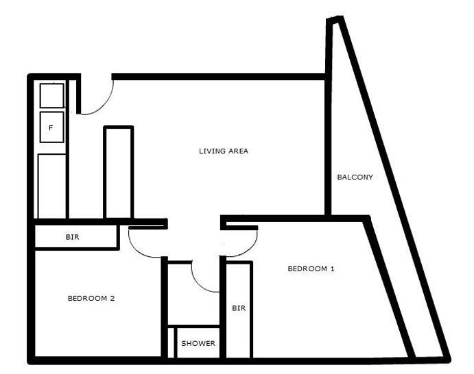 107/525 Mt Alexander Road, Moonee Ponds 3039, VIC Apartment Photo