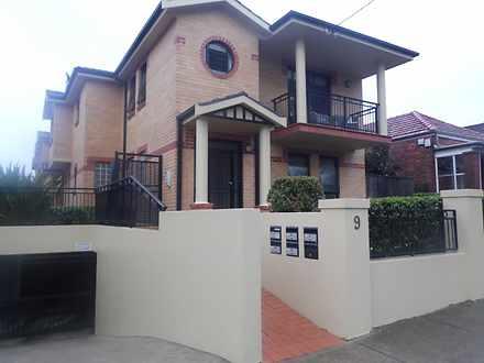 4/9 Park Avenue, Five Dock 2046, NSW Townhouse Photo
