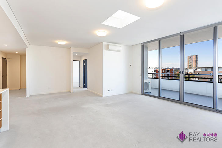 A802/9 Baywater Drive, Wentworth Point 2127, NSW Apartment Photo