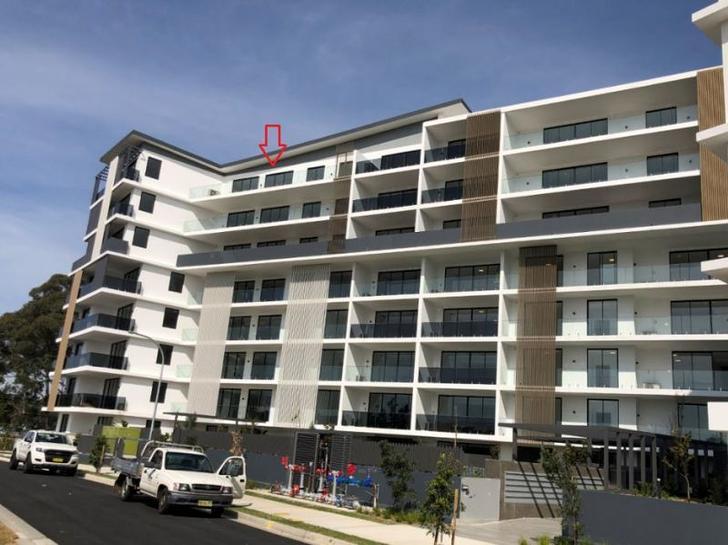 807/2 Calabrai Lane, Prairiewood 2176, NSW Apartment Photo
