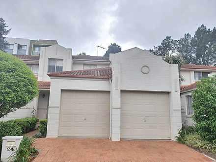 24/17 Conie Avenue, Baulkham Hills 2153, NSW Townhouse Photo