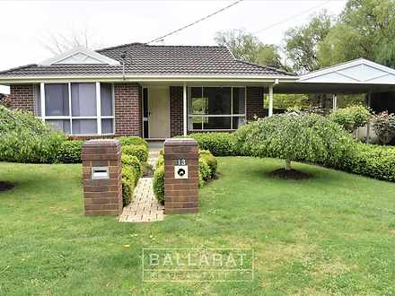 13 Olympic Avenue, Mount Clear 3350, VIC House Photo