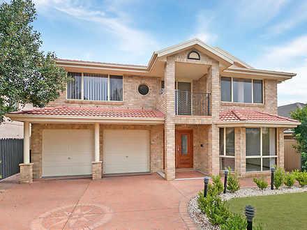 41 Sovereign Avenue, Kellyville Ridge 2155, NSW House Photo