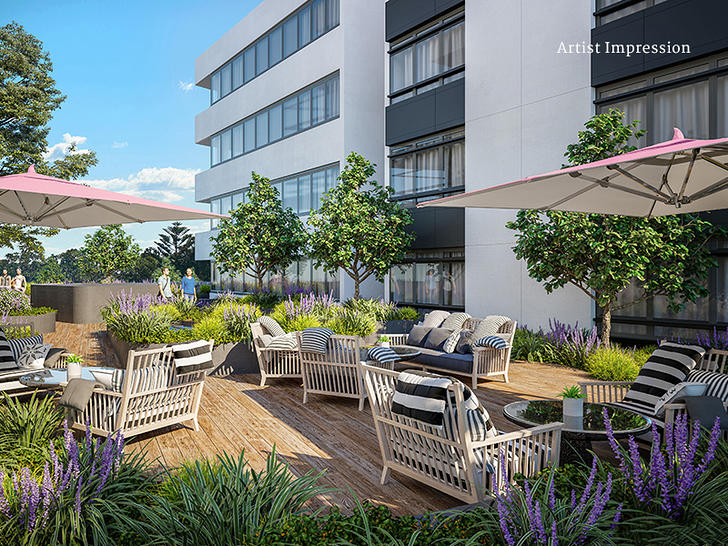 2 BEDROOM/2 Oliver Road, Chatswood 2067, NSW Apartment Photo