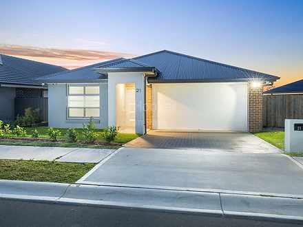 21 Thorpe Circuit, Oran Park 2570, NSW House Photo