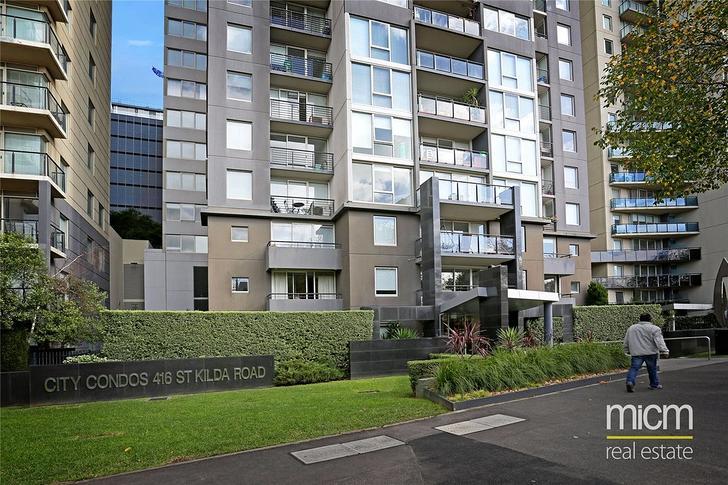127/416 St Kilda Road, Melbourne 3004, VIC Apartment Photo