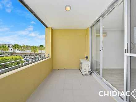 307/4 The Piazza, Wentworth Point 2127, NSW Apartment Photo