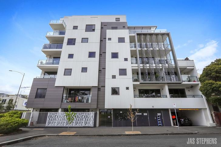 504/14-18 Anderson Street, West Melbourne 3003, VIC Apartment Photo