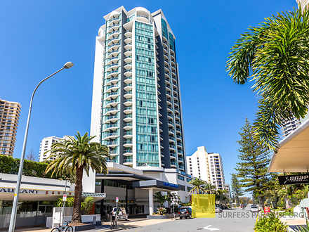1101/25 Laycock Street, Surfers Paradise 4217, QLD Studio Photo