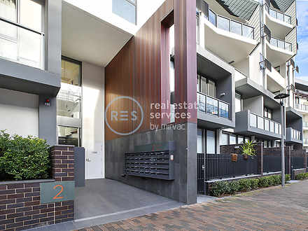 7103/2 Cullen Close, Glebe 2037, NSW Apartment Photo
