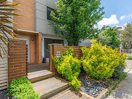 65 Mcgovern Street, Casey 2913, ACT Townhouse Photo