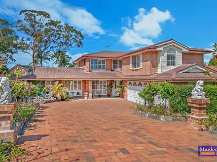 14 Kanangra Crescent, Cherrybrook 2126, NSW House Photo