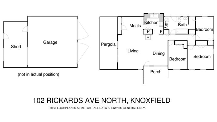 102 Rickards Avenue, Knoxfield 3180, VIC House Photo