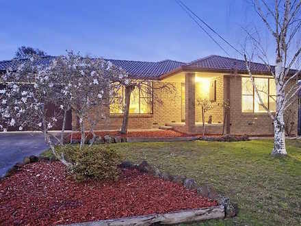 50 Zina Grove, Mooroolbark 3138, VIC House Photo