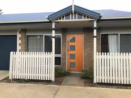 6/45 Edward Street, Berserker 4701, QLD Townhouse Photo