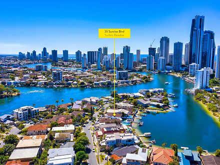 1 AND 2/35 Sunrise Boulevard, Surfers Paradise 4217, QLD Unit Photo