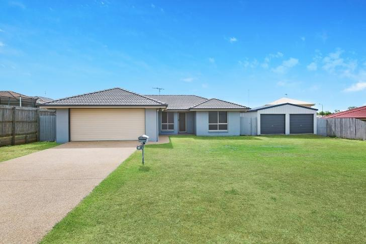 10 Doongarra Crescent, Gracemere 4702, QLD House Photo