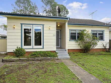 39 Matthew Crescent, Blacktown 2148, NSW House Photo