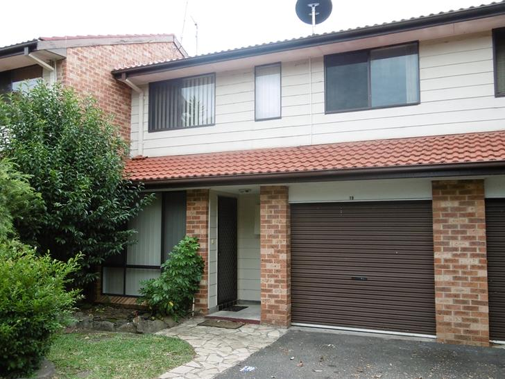 18/4-12 Chapman Street, Werrington 2747, NSW Townhouse Photo