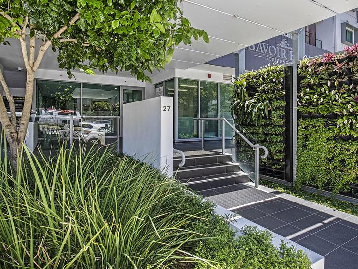 8/27 Manning Street, Milton 4064, QLD Apartment Photo