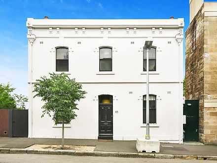 85 Lower Fort Street, Millers Point 2000, NSW House Photo