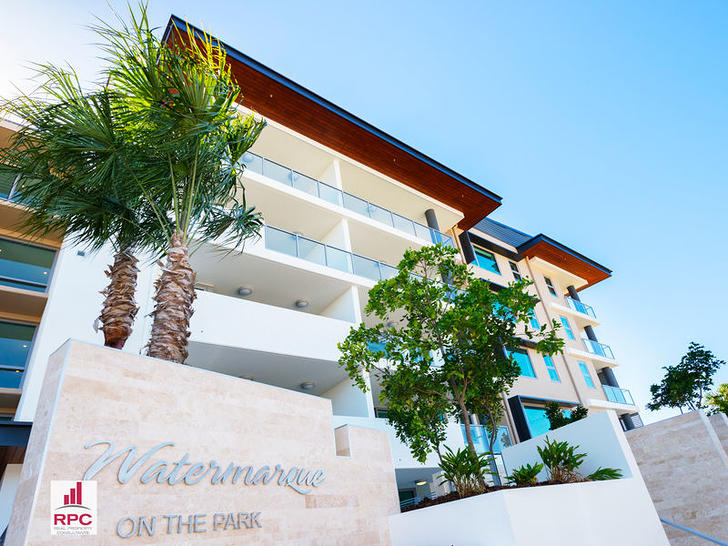 3513/126 Parkside Circuit, Hamilton 4007, QLD Apartment Photo