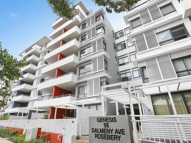D501/95 Dalmeny Avenue, Rosebery 2018, NSW Apartment Photo