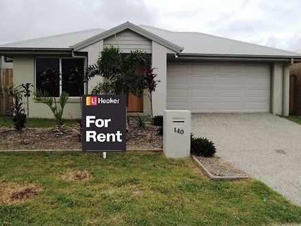 140 Whitehaven Drive, Blacks Beach 4740, QLD House Photo